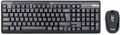 Комплект клавиатура+мышь беспроводная Gembird KBS-8000 black USB мини-приемник,1600dpi