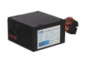 Блок питания NAVAN NKS-450W Коннекторы : 20+4Pin;1*4pin CPU; 1*6pin PCI-E; 3*LAGE 4pin, 3*SATA, 1XFDD. Охлаждение - 120мм fan, Технологии- SCP, OVP,UVP. Цвет - черное покрытие. OEM
