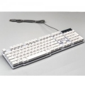Клавиатура Dialog KGK-15U white USB игровая с подсветкой