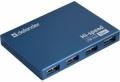 Разветвитель USB 2.0 Defender Septima Slim 7портов