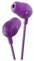 Наушники JVC Marshmallow HA-FX32-V вкладыши фиолетовый
