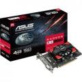 Видеокарта ASUS 4Gb RX 550 128bit DDR5 1183MHz/7000MHz DVI DP HDMI (RX550-4G) RTL