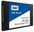 Жесткий диск SSD 250Gb WD Blue SATA3 (WDS250G1B0A) RTL