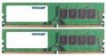 Модуль памяти DDR4 2x4Gb 2400MHz Patriot (PSD48G2400K) RTL
