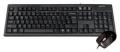 Комплект клавиатура+мышь A4 Bloody KRS-8372 USB/Wired /Black