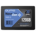 Жесткий диск SSD 120Gb QUMO Novation TLC 3D SATA3 313/317 (Q3DT-120GPBN) OEM
