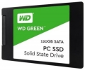 Жесткий диск SSD 120Gb WD Green SATA3 545/465 (WDS120G2G0A) RTL