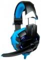 Гарнитура Dialog HGK-34L blue игровая, с подсветкой, и регулятором громкости