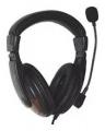 Гарнитура Dialog M-750HV с микрофоном и регулятором громкости.