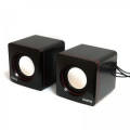 Колонки Dialog Colibri AC-04UP black/red 2.0, 6W RMS, USB