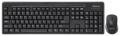 Комплект клавиатура+мышь Defender C-935 RU black беспроводной (45935)