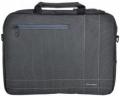 """Сумка для ноутбука 15.6"""" Continent CC-201 GA Grey нейлон"""