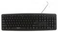 Клавиатура Gembird KB-8320-BL black PS/2