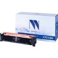 Картридж NV Print HP CF218A (Без чипа)LJ Pro M104A/M132A 1 400 к.