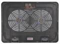 """Подставка для ноутбука Buro BU-LCP156-B214H 15.6"""" 2*USB 2*140мм fan"""