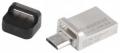 Флеш диск 32Gb Transcend JetFlash 880S USB 3.0/MicroUSB (TS32GJF880S)