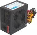 Блок питания NAVAN NMA-450W Коннекторы : 20+4pin ; 4pin CPU; 1*6pin PCI-E; 3*LAGE 4pin; 2*SATA 1XFDD. Охлаждение - 120мм fan, Технологии- SCP, OVP,UVP. Цвет - черное покрытие. OEM