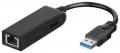 Сетевая карта USB3.0 D-Link DUB-1312/A1A 1*LAN 10/100/1000