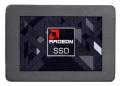 Жесткий диск SSD 240Gb AMD Radeon SATA3 530/470 (R3SL240G) RTL