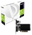 Видеокарта Palit 1Gb GT710 64bit DDR3 D-SUB DVI HDMI (NEAT7100HD06) RTL