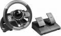Игровой руль Defender Forsage GTR USB, 12 кнопок, рычаг передач [64367]