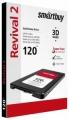 Жесткий диск SSD 120Gb Smartbuy Revival 3 SATA3 (SB120GB-RVVL3-25SAT3) RTL
