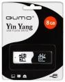 Флеш диск 8Gb Qumo ИНЬ & ЯН, с защитой от записи