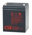 Батарея аккумуляторная CSB HR1221W, 12V/5,5Ah