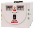 Стабилизатор напряжения Powerman AVS-1000M настольного/напольного исполнения, стрелочная индикация