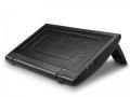 "Подставка для ноутбука DeepCool Windwheel FS black 15.6"", вентилятор 200мм, черный, 2USBk"