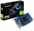 Видеокарта Gigabyte 1Gb GT710 64bit DDR5 D-SUB HDMI DVI (GV-N710D5-1GI) RTL