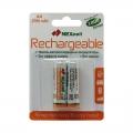 Аккумулятор Nexcell R06 (AA) 2700mAh (2шт)