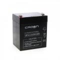 Батарея аккумуляторная Crown CBT-12-4.5 F2