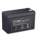 Батарея аккумуляторная Crown CBT-12V/7.2Ah F2