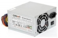 Блок питания Crown CM-PS400 400W 20+4in, 80mm FAN, SATA*2, PATA(big Molex)*3, FDD*1, 4+4pin, Lines 1x12V