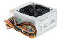 Блок питания Crown CM-PS500 Plus 500W 20+4in, 120mm FAN, SATA*4, IDE*4, FDD*1, 4+4pin, 6+2pin PCI-E*1, кабель питания 1.2м