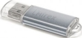 Флеш накопитель 4Gb Mirex Unit Silver