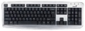 Клавиатура Genius KB-110X black/silver PS/2