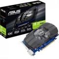 Видеокарта ASUS 2Gb GT1030 64bit DDR4 DVI HDMI (PH-GT1030-O2GD4) RTL