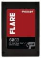 Жесткий диск SSD 60Gb Patriot Flare MLC (PFL60GS25SSDR)