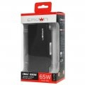 Блок питания для ноутбука Crown CMLC-3306 штекер type-C, 65W, Power Delivery, USB 2