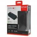 Блок питания для ноутбука Crown CMLC-5006 14 коннекторов, 65W, USB QC 3.0