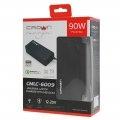 Блок питания для ноутбука Crown CMLC-6009 19 коннекторов, 90W, USB QC 3.0