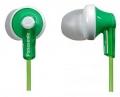 Наушники Panasonic RP-HJE118GUG зеленый