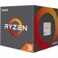 Процессор AM4 AMD Ryzen 3 1200 Summit Ridge (X4 3.1-3.4GHz/8Mb/65W) BOX