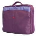 """Сумка для ноутбука 15.6"""" Continent CC-02 Purple нейлон, 41 x 31 x 9 см"""