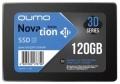 Накопитель SSD 120Gb Qumo Novation TLC 3D SATA3 560/540 (Q3DT-120GAEN) OEM