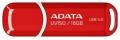 Флеш диск 16Gb A-Data UV150 Red USB-3.0 (AUV150-16G-RRD)