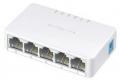 Коммутатор Mercusys MS105, 5 портов Ethernet 100 Мбит/с