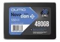 Жесткий диск SSD 480Gb QUMO Novation TLC 3D 560/540 SATA3 (Q3DT-480GPGN) OEM